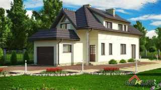 http://www.lokum.mielec.pl/oferta LOKUM Nieruchomości Mielec Dom parterowy z poddaszem użytkowym Tuszów Narodowy (10 km od Mielca)