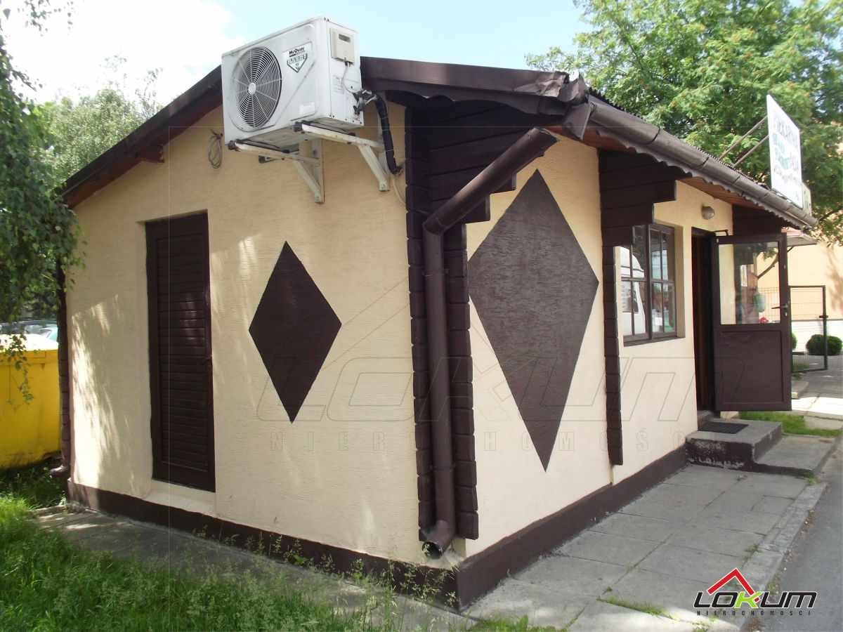 fotografia oferty  Lokal przy ul. Pisarka MieleculPisraka