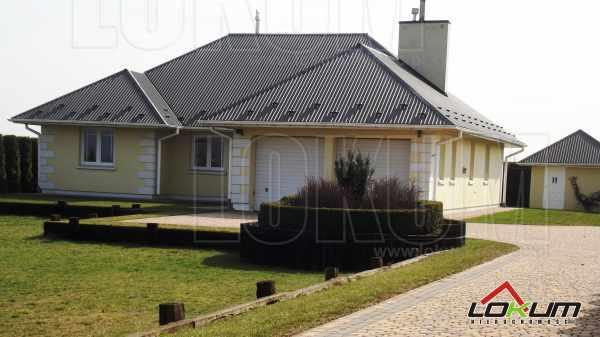 http://www.lokum.mielec.pl/oferta LOKUM Nieruchomości Mielec Ładny dom parterowy na sprzedaż Wola Zdakowska