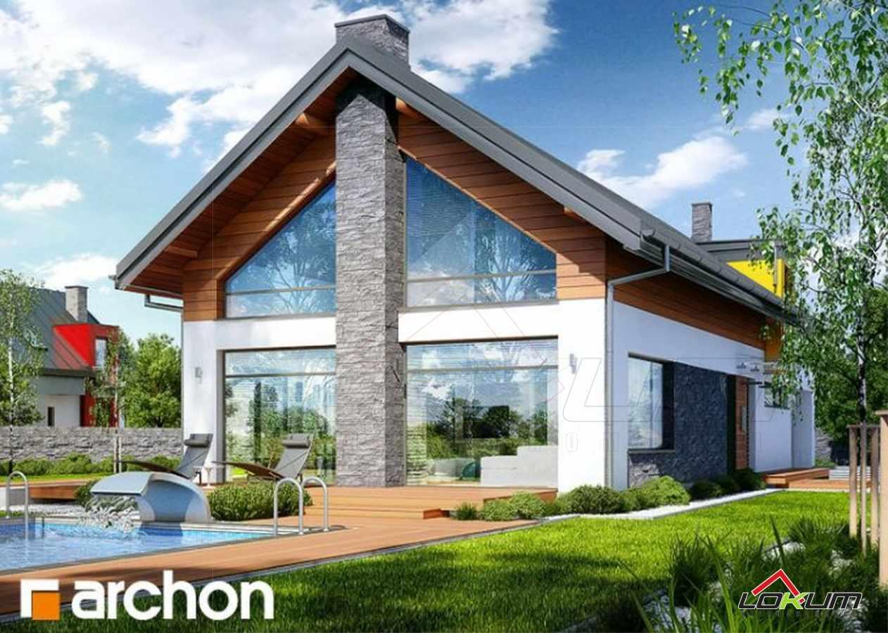 fotografia oferty  Nowoczesny dom w świetnej lokalizacji Wola Chorzelowskaul
