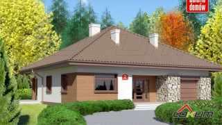 http://www.lokum.mielec.pl/oferta LOKUM Nieruchomości Mielec Parterowy, funkcjonalny dom na sprzedaż przy lesie Wola Chorzelowska